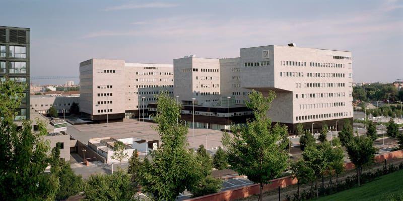 Valle Architetti Associati, Giuseppe Dall'Arche · Deutsche