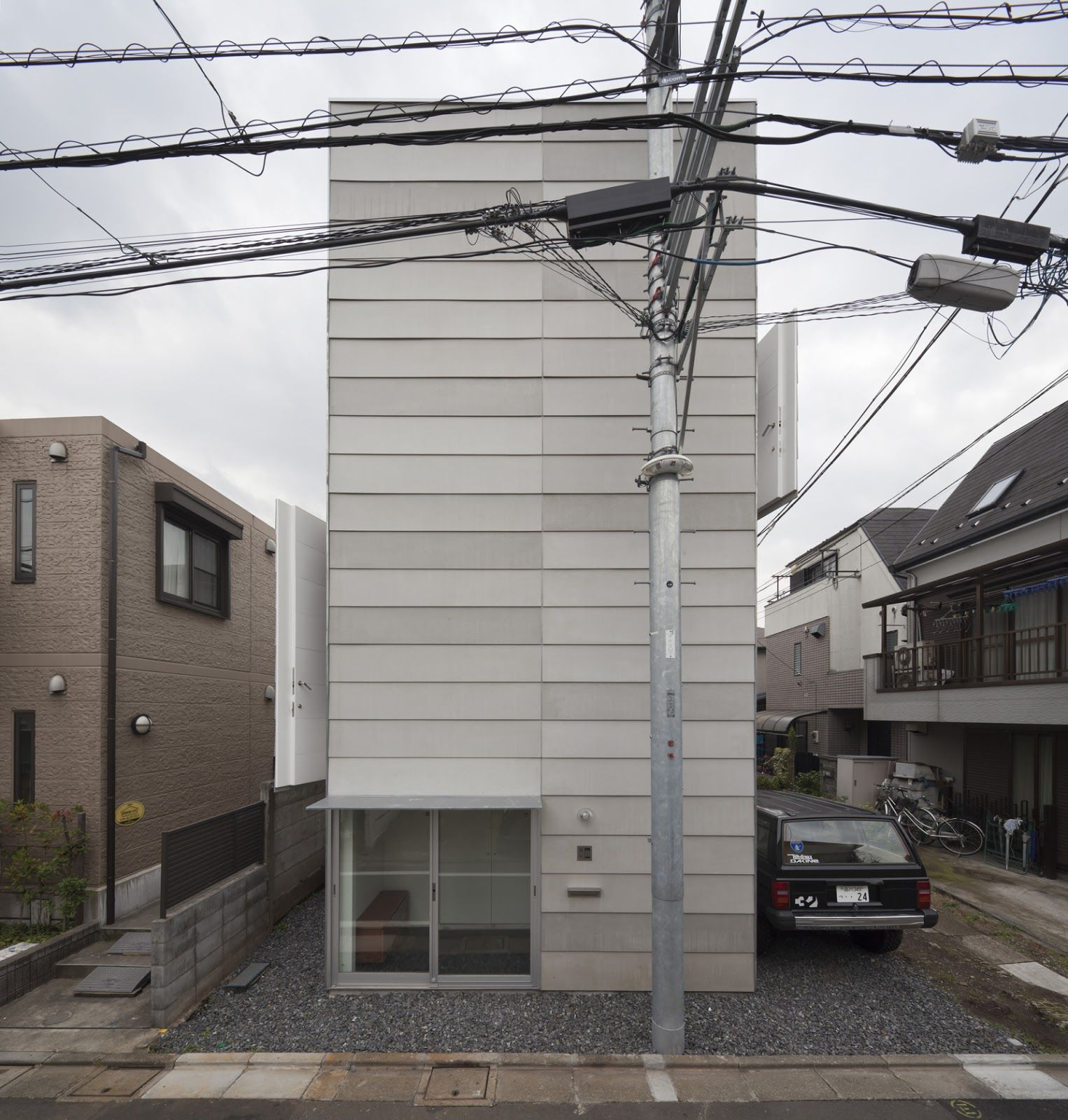 the small house by unemori architects pinterest smallest house