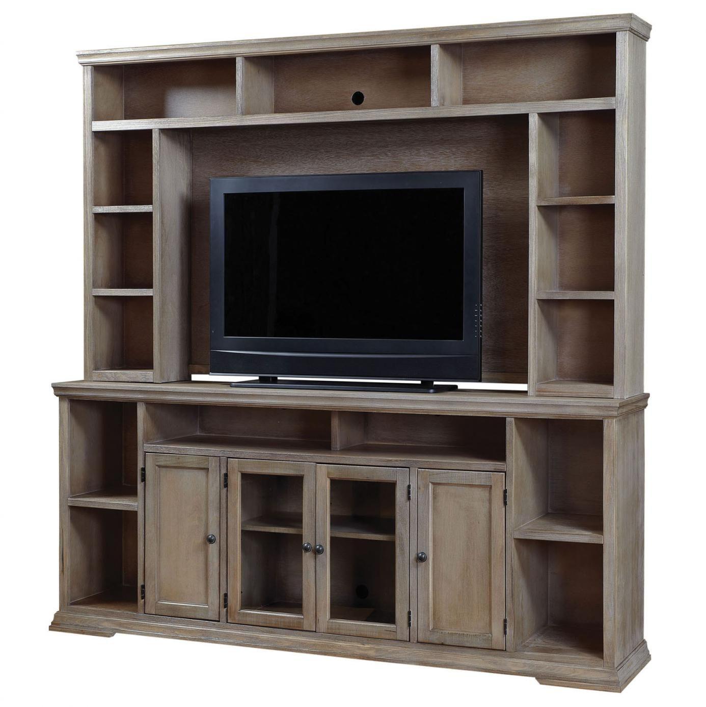 Aspenhome canyon creek inch console with hutch furniture u home
