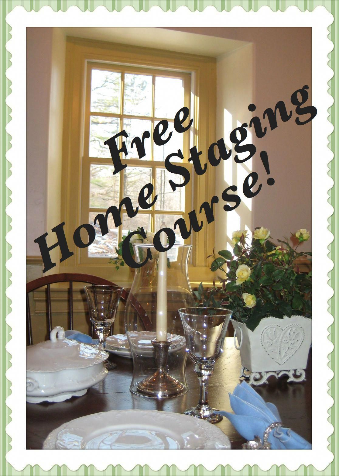 Free home staging course interiordesigncourses also interior design rh pinterest