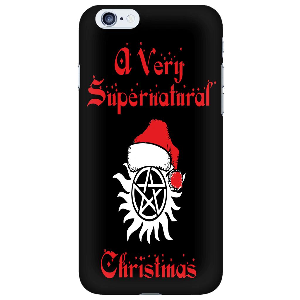 Supernatural Christmas - Phonecover
