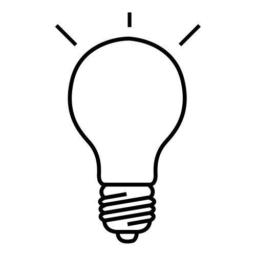 Resultado De Imagen Para Bombillos Dibujos Light Bulb Drawing Light Bulb Art Light Bulb