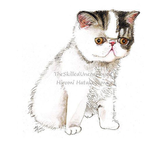 Pin On Cat Art 8
