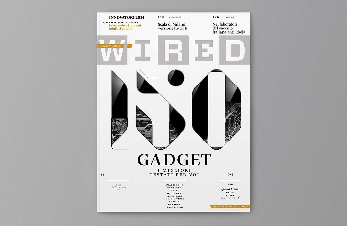 Old Fashioned Anime Magazine Cover Wired Pattern - Wiring Standart ...