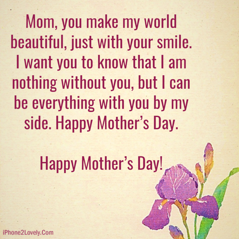 Happy Mother S Day Greeting Cards With Wishes Iphone2lovely Happy Mother Day Quotes Mothers Day Quotes Happy Mothers Day