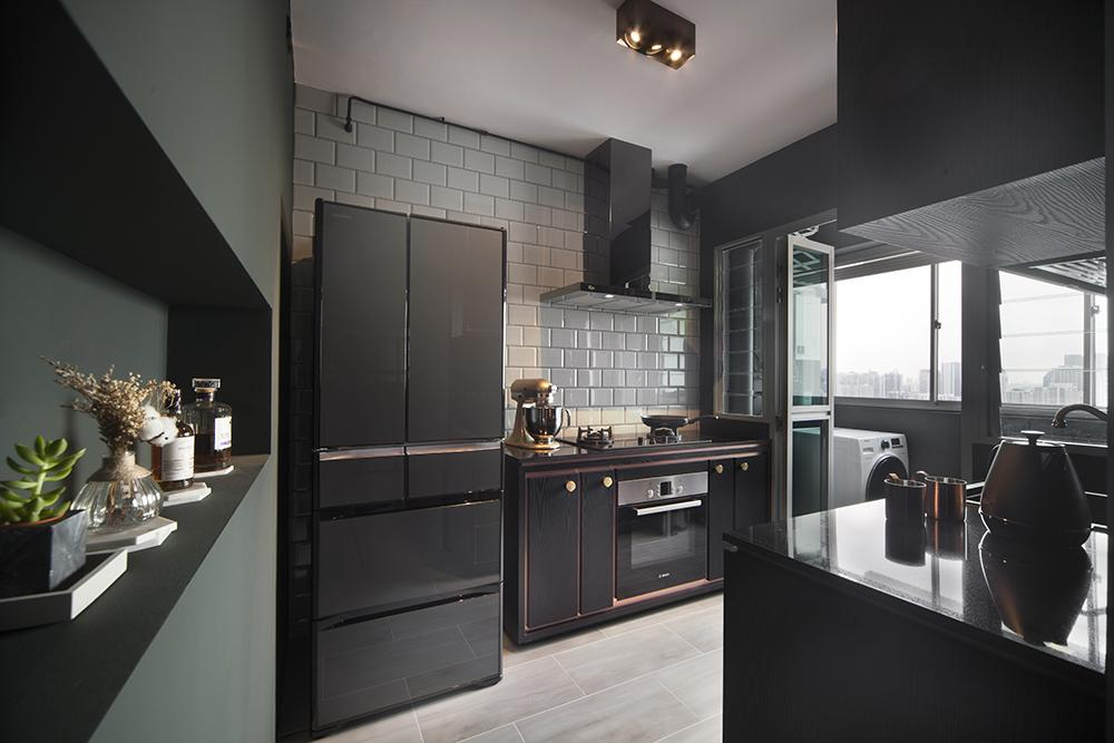 9 hdb kitchen designs in singapore that are magazine cover worthy in 2020 kitchen design on kitchen ideas singapore id=13625