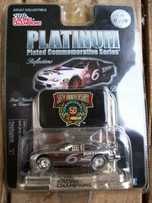 Racing Champion 1998 Platinum #6 Mark Martin FREE SHIPPING!!!!
