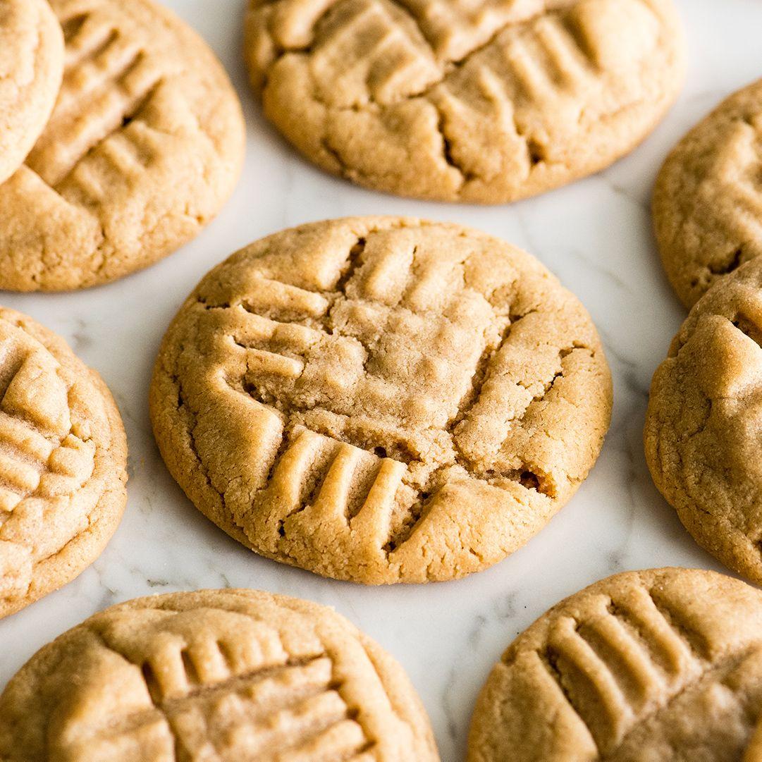 The BEST Peanut Butter Cookie Recipe!