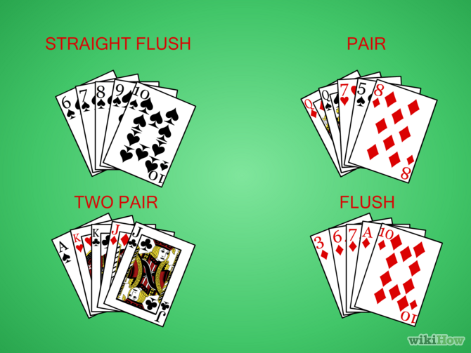 how to play 4 card poker at casino