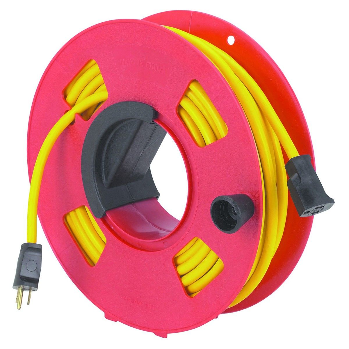 150 Ft Manual Extension Cord Reel Tools Pinterest Retractable W Circuit Breaker Love This Handheld Outdoor Have Two Sizes
