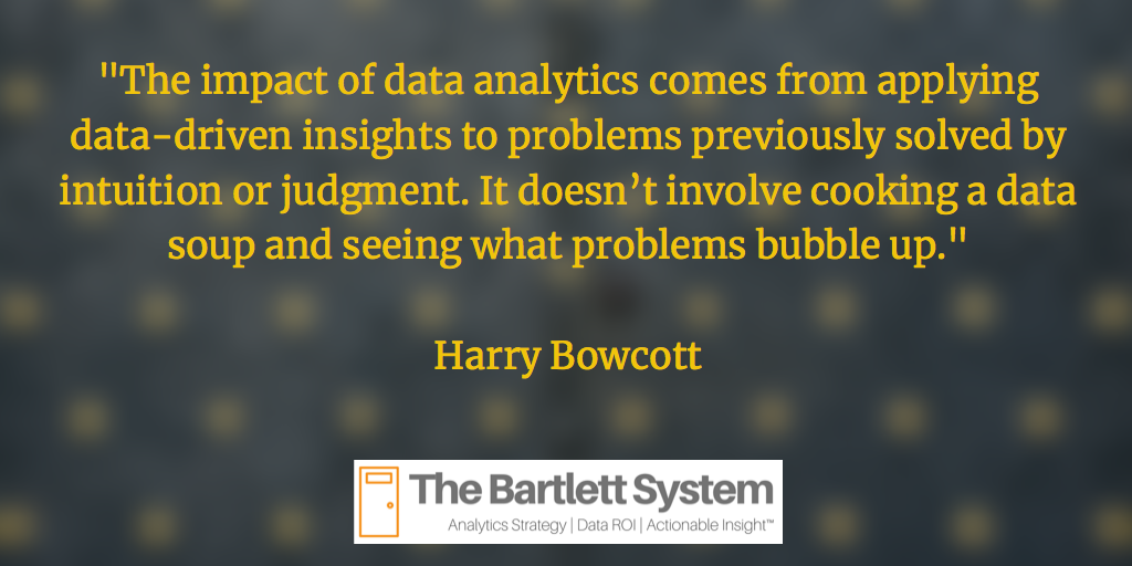 Great Quote On Some Of The Hype Surrounding Ai And Bigdata Human Skills And Alignment Remain Massive Su Success Factors Data Analytics Business Strategy