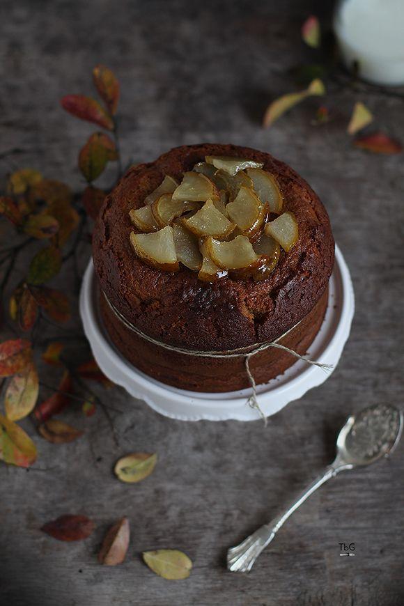 Honey cake de Martha Stewart. Receta. To be Gourmet | Recetas de ...