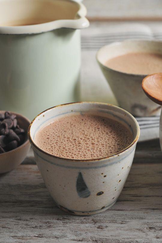 . Hot chocolate