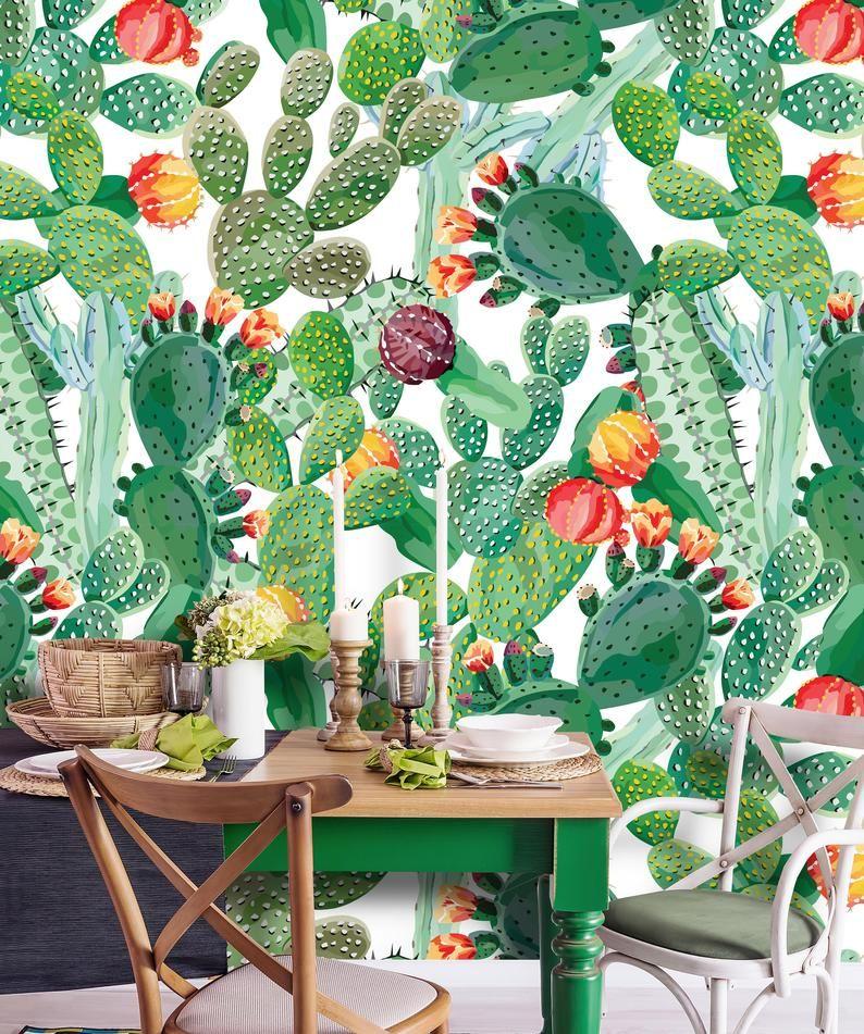 Removable Peel N Stick Wallpaper Self Adhesive Wall Etsy Peel N Stick Wallpaper Wall Murals Wallpaper