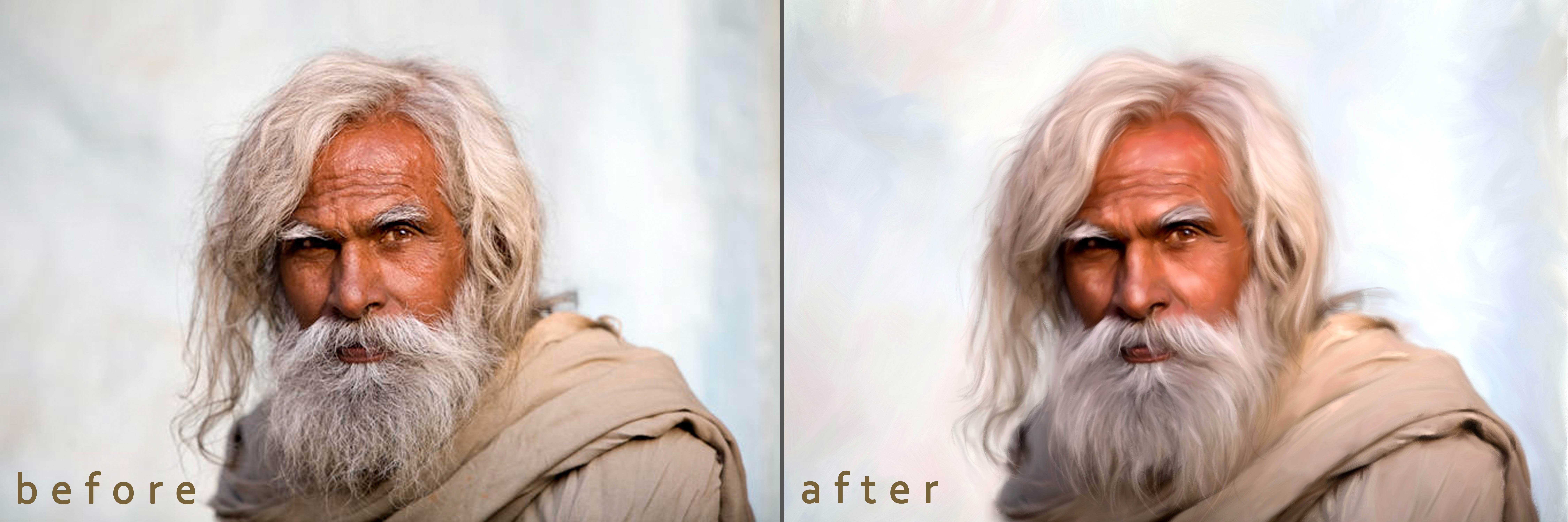 Photo Restoration Services for Damaged Photos – Old Photo ...
