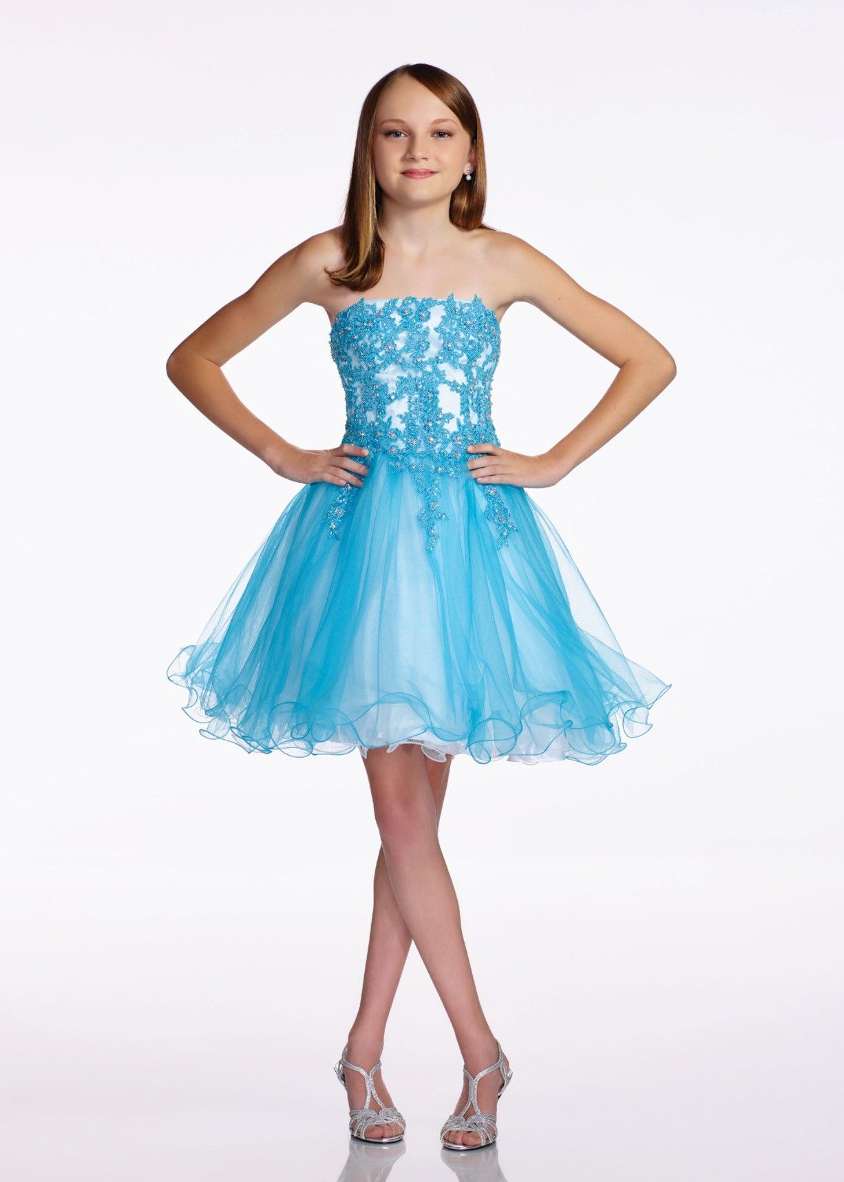 Lexie Junior Misses Mon Cheri Tw11657 Will Make Your Princes The Belle Of The Ball Perfect For A Daddy Daught Mitzvah Dresses Dresses For Tweens Girls Dresses [ 1716 x 1226 Pixel ]