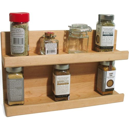 27 Spice Rack Ideas For Small Kitchen And Pantry