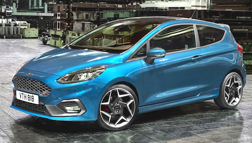 2019 Ford Fiesta Hatchback Review 2019 Ford Fiesta Hatchback St
