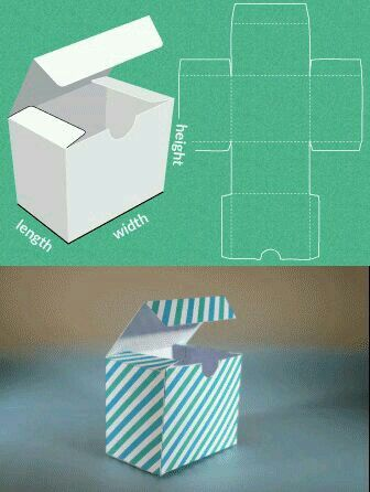 Pin by Ryhn on Hobi Pinterest Box, Origami and Chocolate boxes