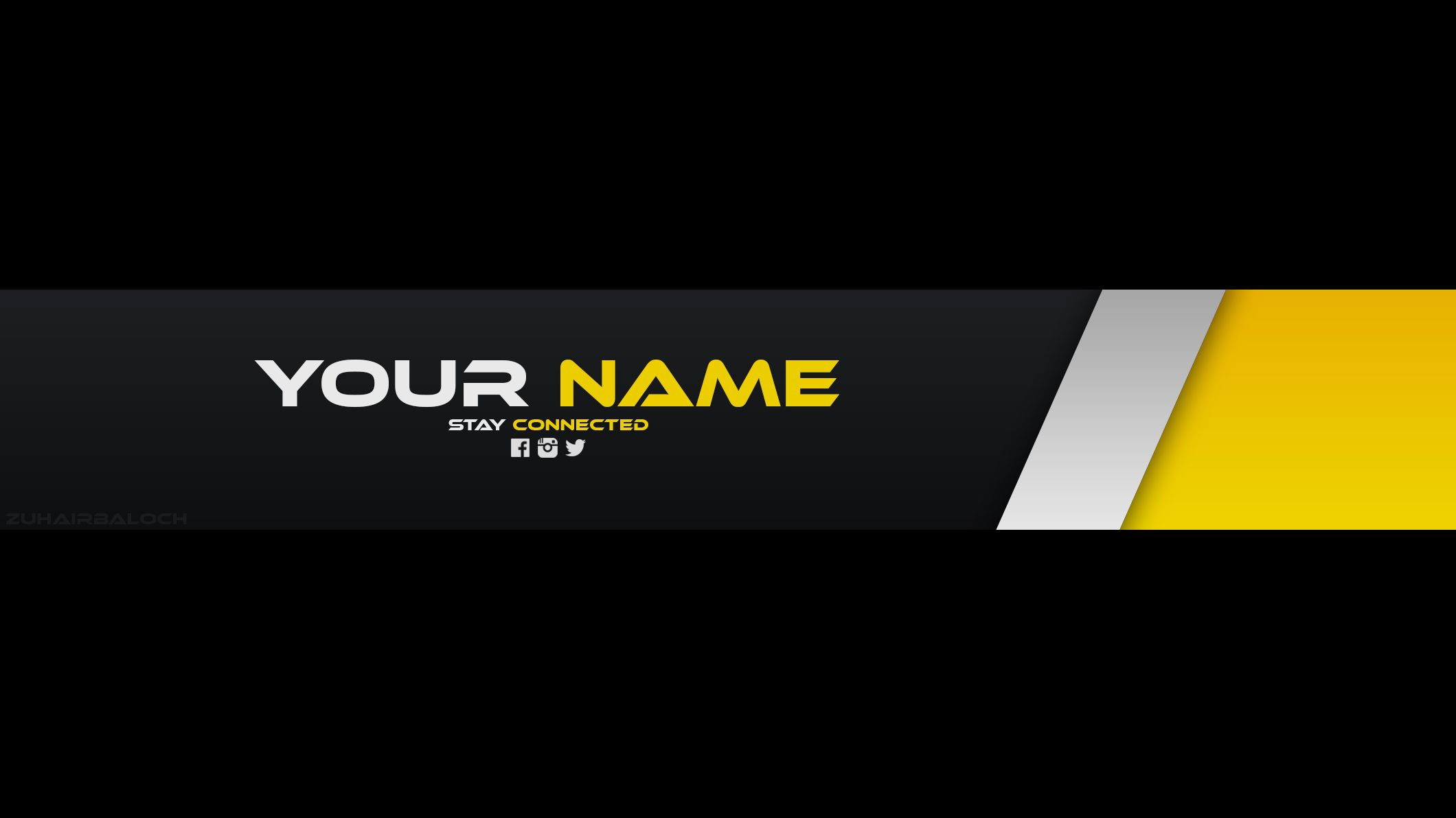 Free Youtube Banner Template 28 Download Now I Photoshop 2018 Youtube Banner Template Banner Template Photoshop Banner Template