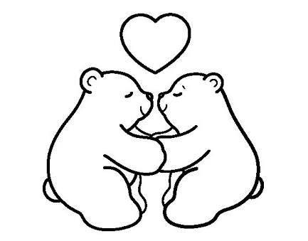 Resultado de imagem para dibujos animales tiernos para colorear ...