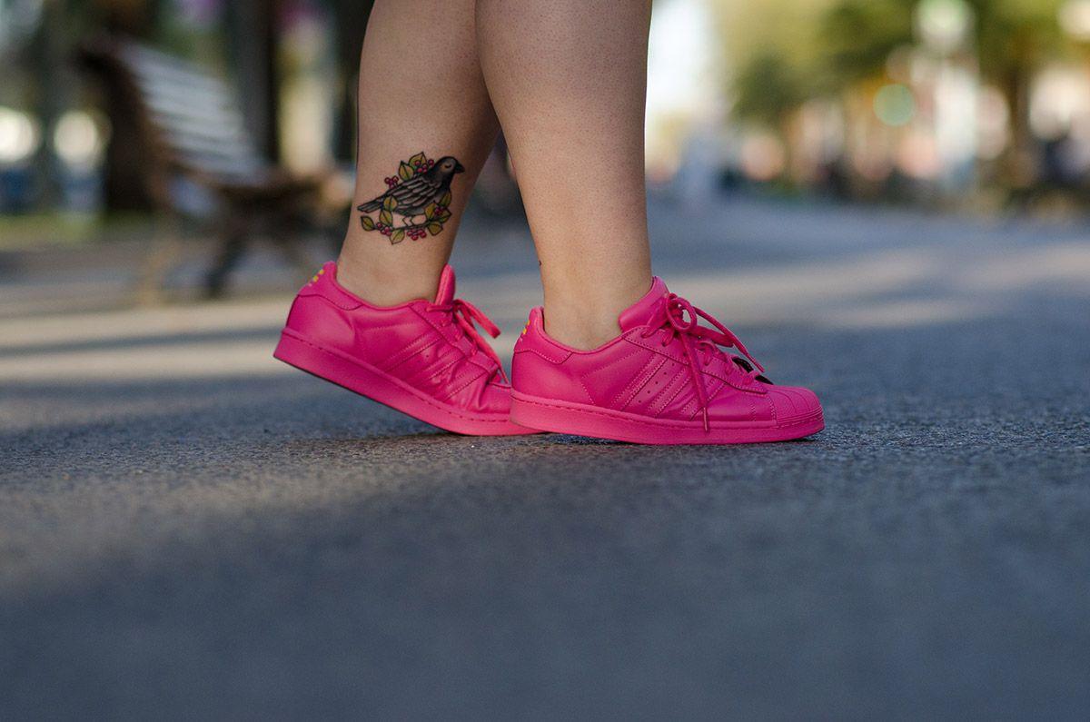 zapatillas adidas superstar colores
