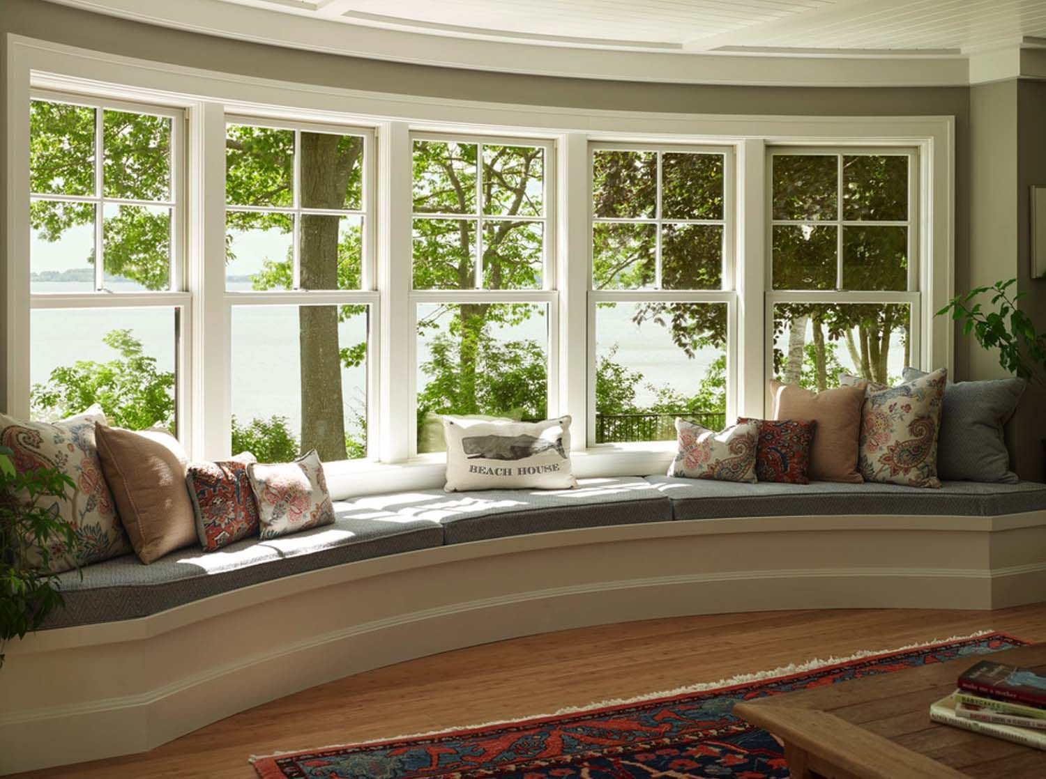 window nooks framing spectacular views nook ideas window and