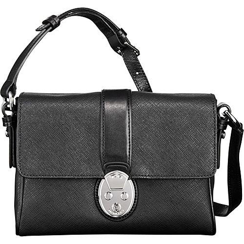 (Limited Supply) Click Image Above: Tumi Villa Este Small Crossbody Black D-2 - Tumi Fabric Handbags