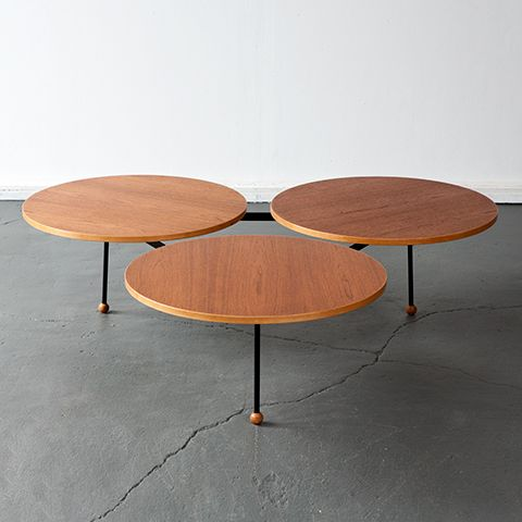 Magnificent Coffee Tables Greta Magnusson Grossman R Company To Gmtry Best Dining Table And Chair Ideas Images Gmtryco
