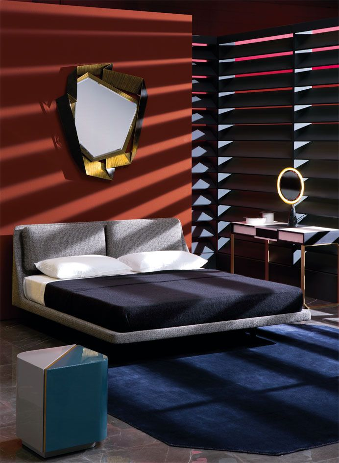 Modern mansion: this year's new designs furnish our dream home