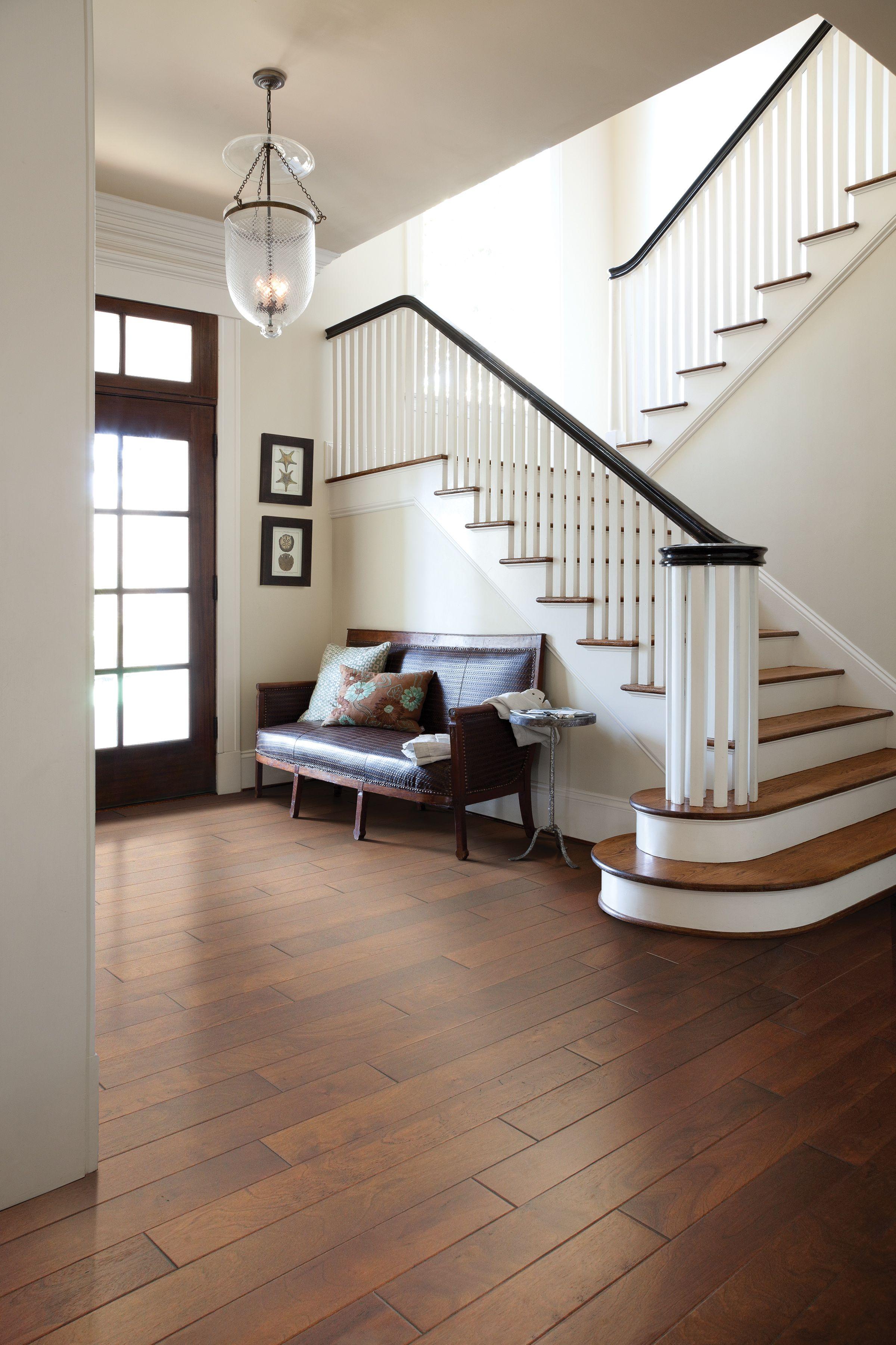 Best Dream Staircase Hardwood Floor Ideas Hickory Floor 400 x 300