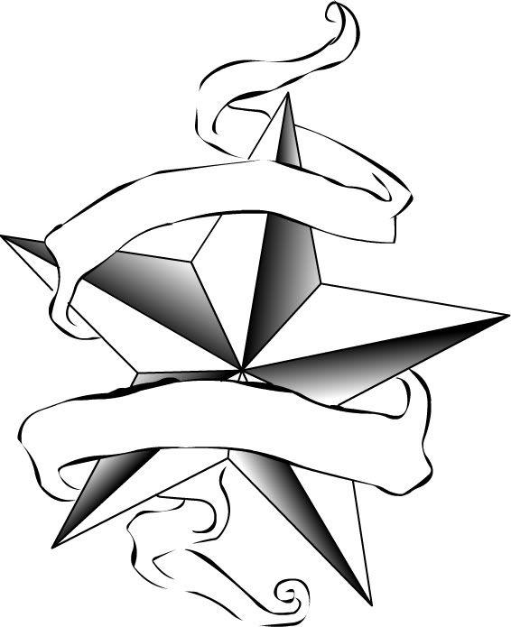 Star Tattoo Designs Madscar Star Tattoos Star Tattoo Designs Nautical Star Tattoos