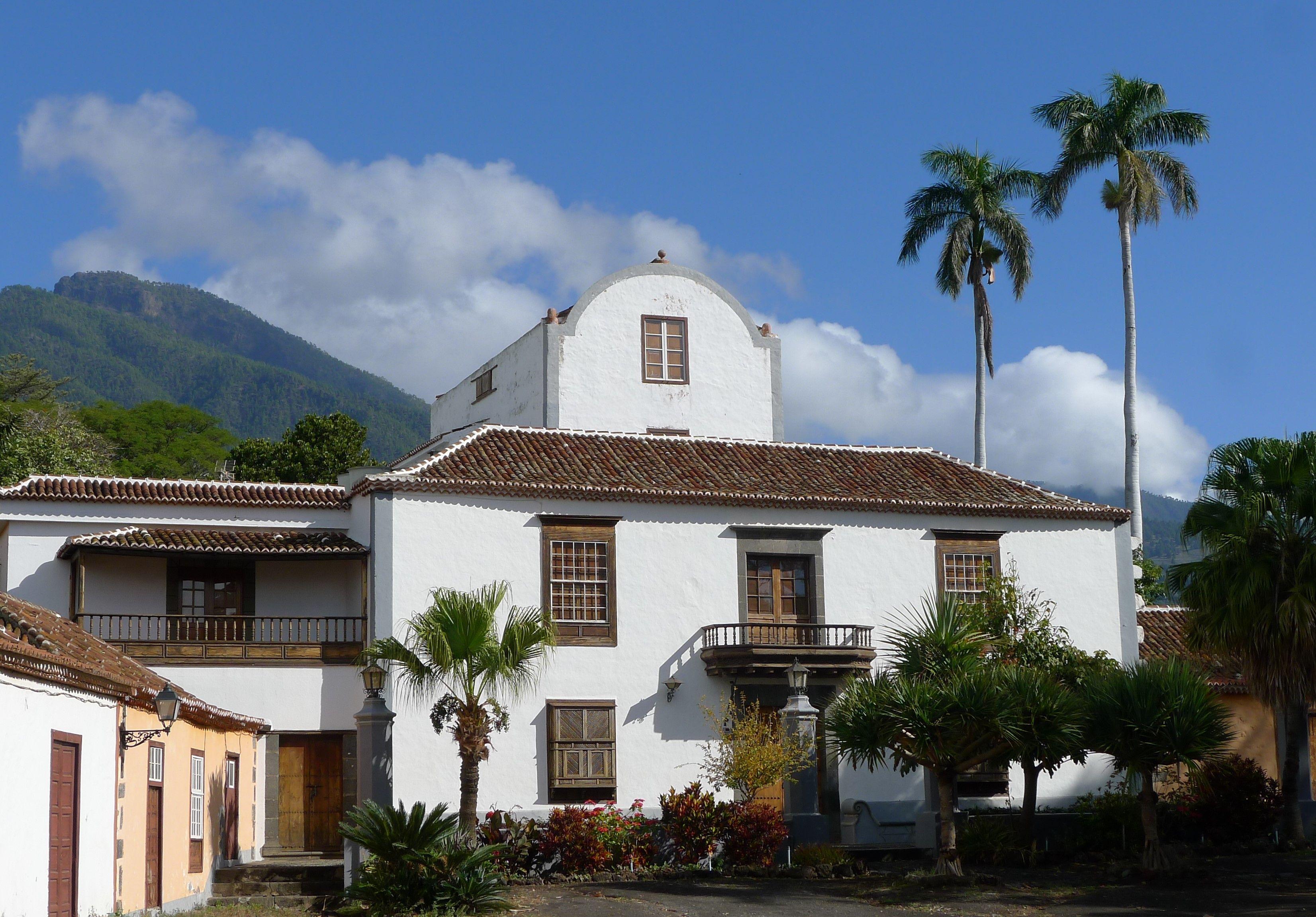 Casa Sotomayor, Los LLanos, Argual, La Palma. http//www