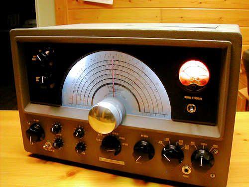 Vintage Radio Restoration Radio Manufacturing Engineers Model Rme 4350 Radio Design Radio Control Diy Ham Radio