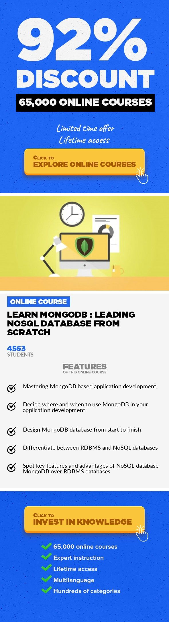 learn mongo db