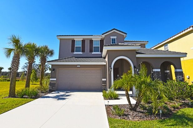 Amazing Beautiful 5 Bedroom Home Near Disney From 145Nt Florida Download Free Architecture Designs Viewormadebymaigaardcom