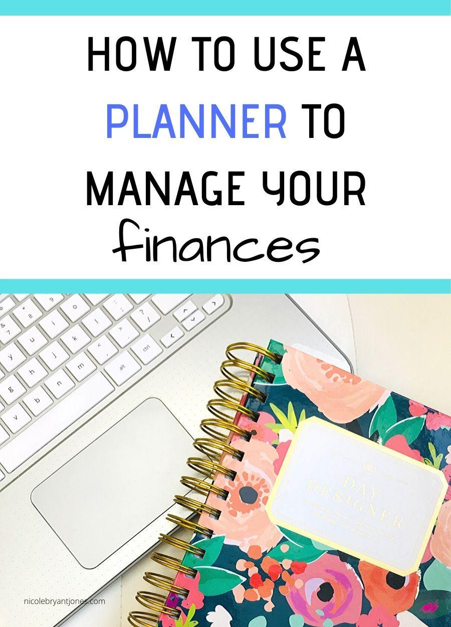So verwenden Sie einen Planer zum Verwalten Ihrer Finanzen   – Budgeting