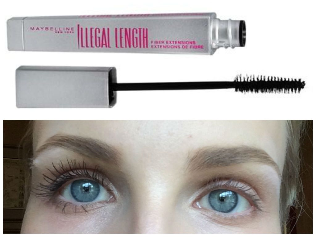 35403d22419 Maybelline Illegal Length Fiber Extension Mascara for about two years  before I discovered Clump Crushers. The Illegal Lengths builds fatter .