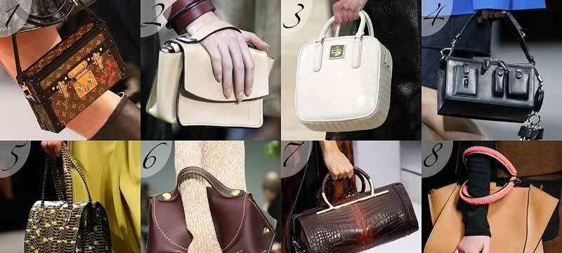 1 Fall Winter 2017 Handbag Trends Ideas