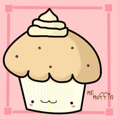 Mr Muffin. by ~vegatron on deviantART