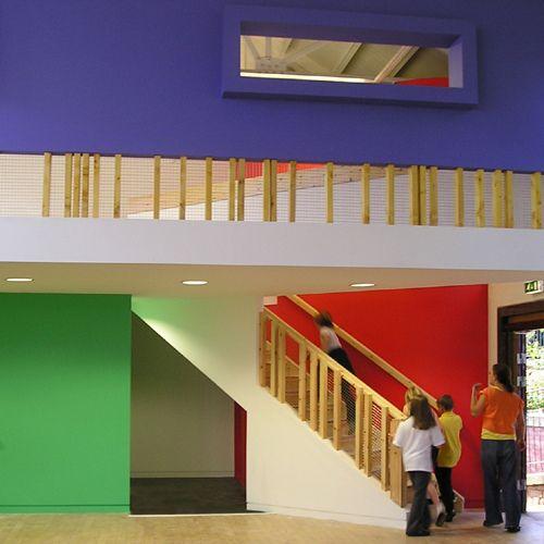 Hyndland After School Club Partick Glasgow Modern Interior Design