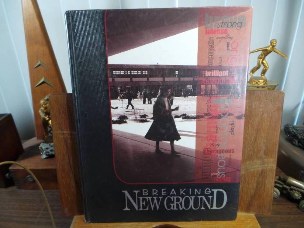 2006 North High School Bakersfield Ca Original Yearbook Annual