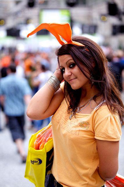 Netherlands Vs Uruguay by VJ Vee, via Flickr