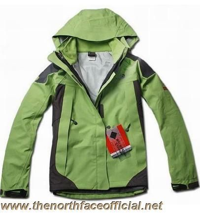 The North Face Summit Series Triclimate Jacket Green Outlet TNF3506 Outlet