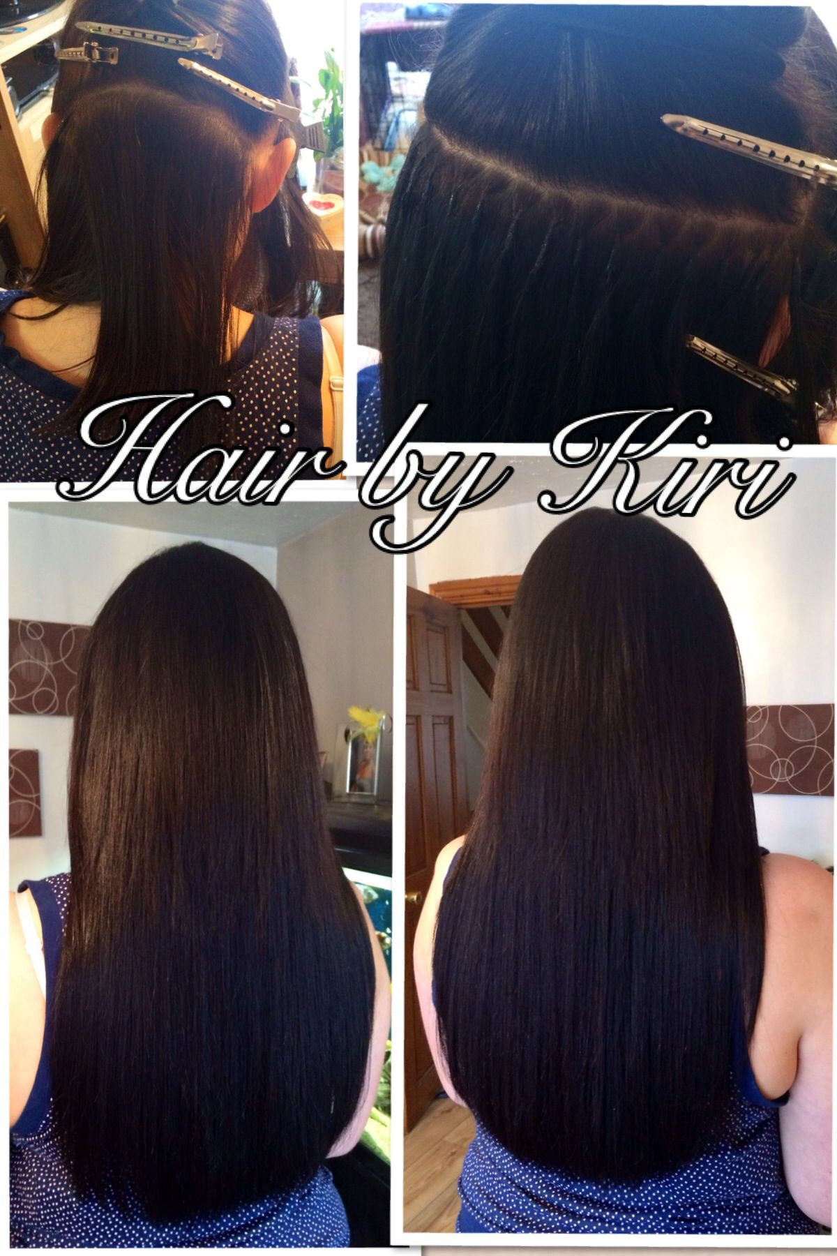 Keratin Bonded Hair Extensions Hair Styles Black Hair Care Long Hair Styles