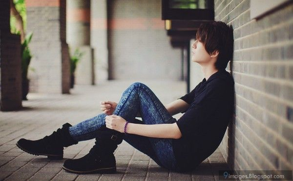 9 Images Alone Sadness Cute Boy Adorable Beautiful Love Breakup Cute Boys Romantic Love Photos
