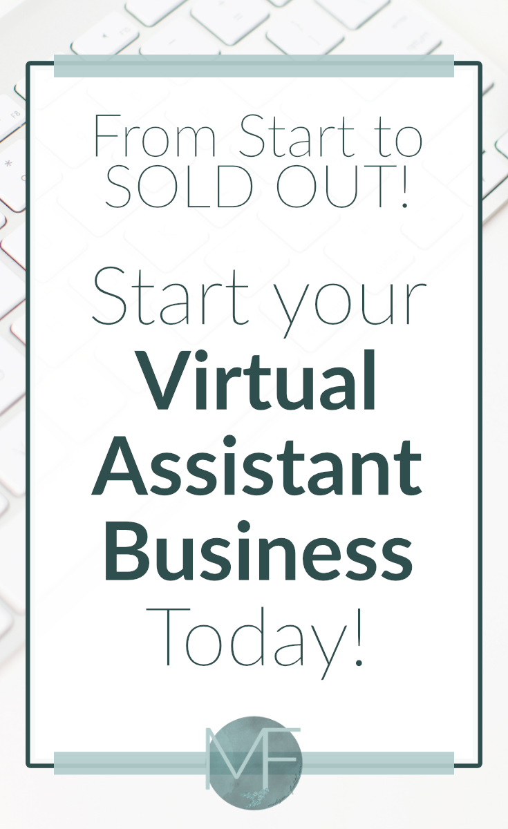 Starting a Virtual Assistant Business | Becoming a Virtual Assistant ...