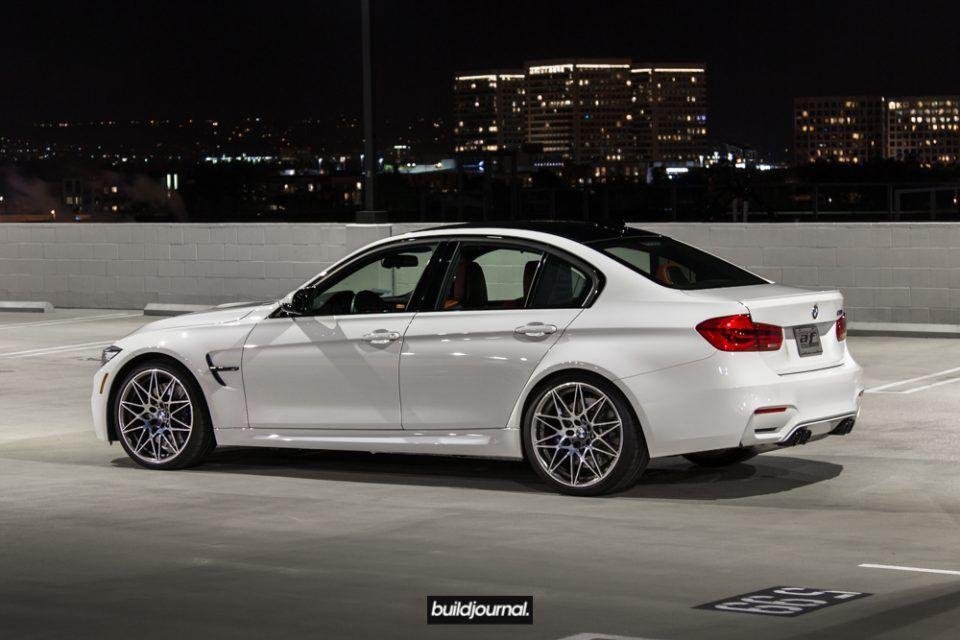 Sam S Alpine White F80 M3 Competition Package In Hdr Bmw Alpine