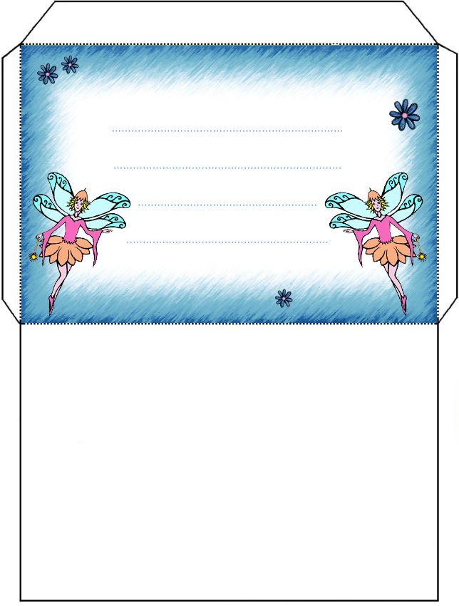 Картинка сказочное письмо