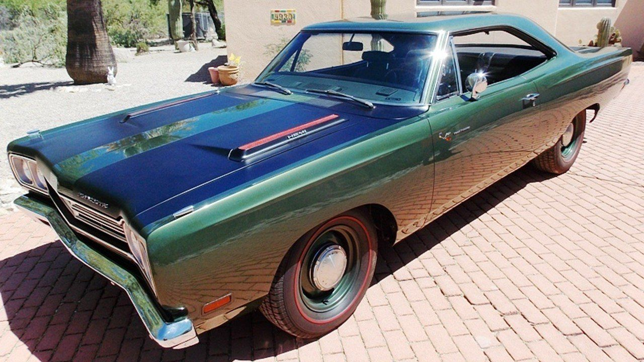1969 Plymouth Roadrunner Old Iron AZ Ready to Roll